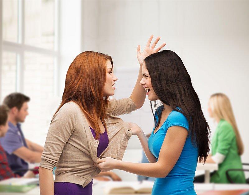 szkolenie agresja