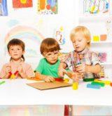 Stymulacja zmysłów dzieci