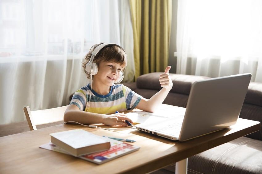 nauczanie online klas 1-3